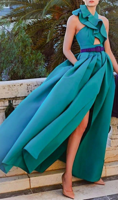5 dresses for summer - green